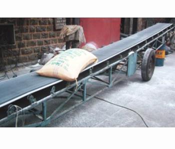Portable Belt Conveyors, Portable Belt Stacker, Manufacturer