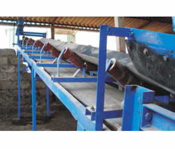 Portable Belt Conveyors, Portable Belt Stacker, Manufacturer, India