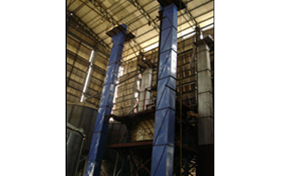 Bucket Elevators, Bucket Elevator For Sugar Handling