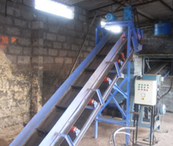 Fertilizer Handling System